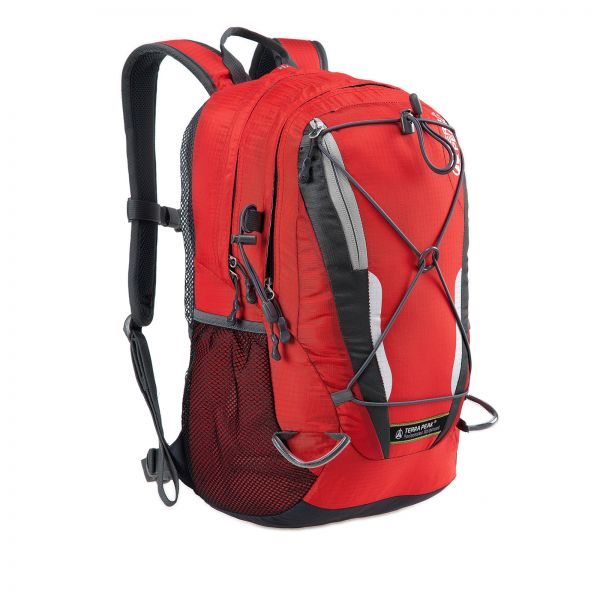 Rucksack Edge 22L Red / Grey