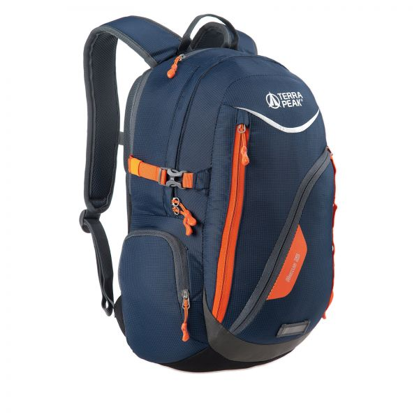 Rucksack Nexus 25L Dark Navy / Orange