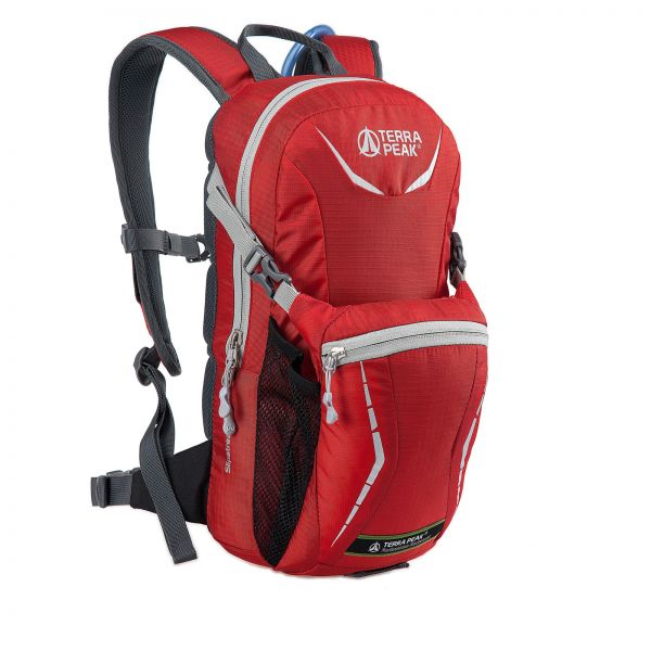 Rucksack Slipstream 2.0, red/dark red
