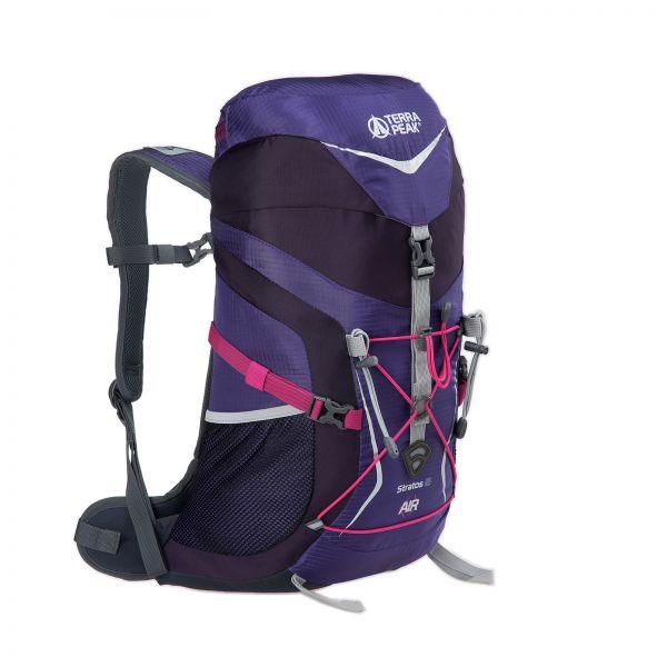 Rucksack Stratos 18 Purple / Dark Purple