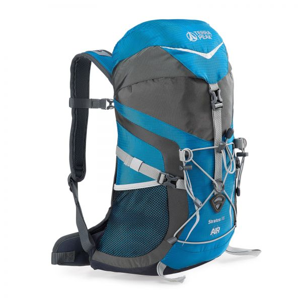 Rucksack Stratos 14 blue / light grey