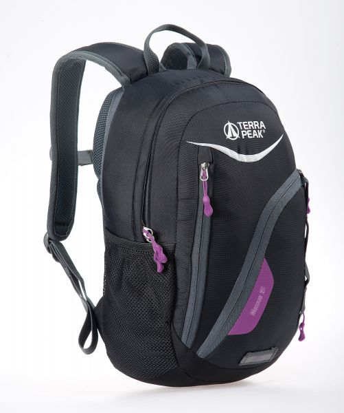 Rucksack Nexus 15L Black / Dark Purple