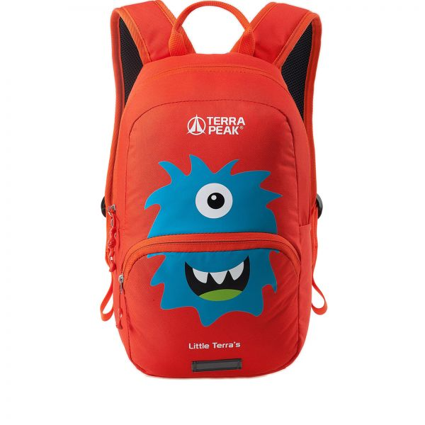 Kinderrucksack Little Terra 12 Orange / Blue