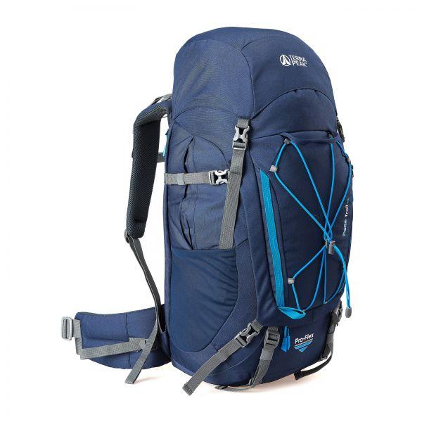 Delta Trail 50, navy / blue