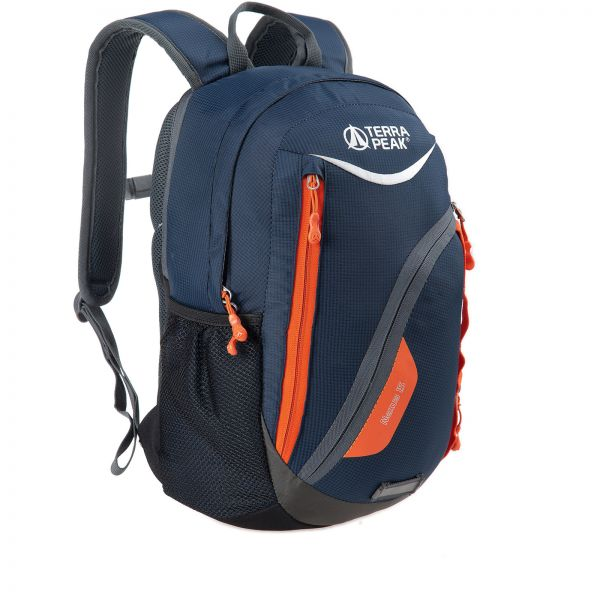 Rucksack Nexus 15L Dark Navy / Orange