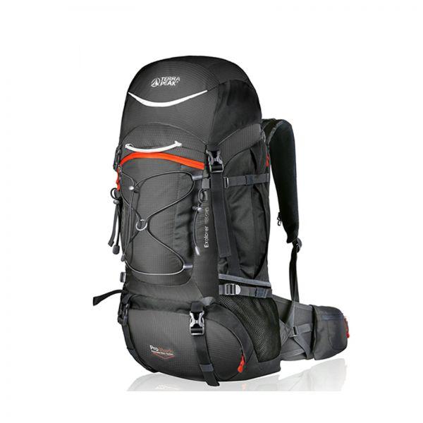 Rucksack Explore 65+20L, grey