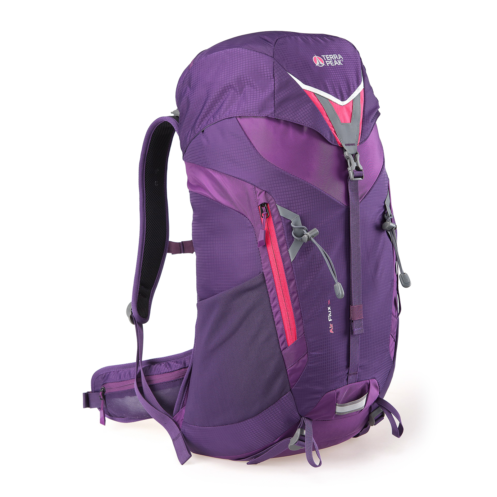 rucksack airflux 36 purple outdoor time4bags. Black Bedroom Furniture Sets. Home Design Ideas