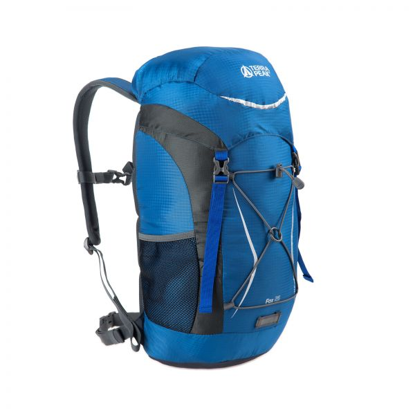 Rucksack Fox 25L Blue / Grey