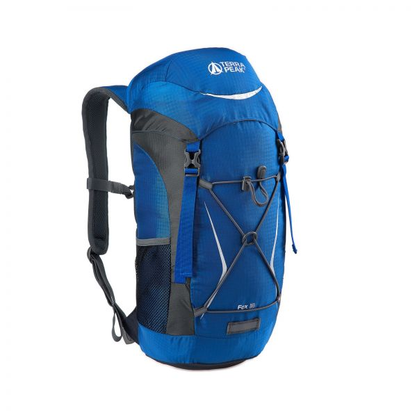 Rucksack Fox 18L Blue / Grey