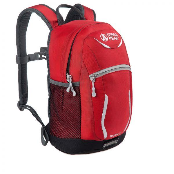 Rucksack Venture 10 Red / Dark Red
