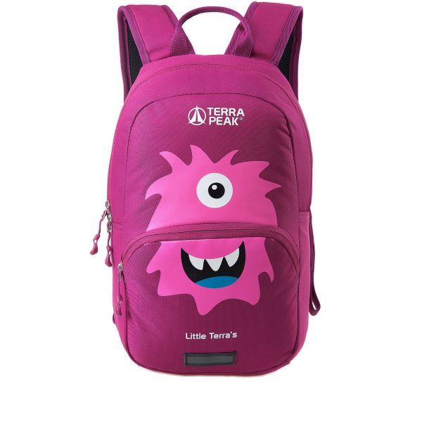 Kinderrucksack Little Terra 12, purple/pink