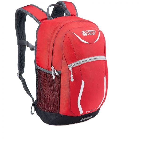 Rucksack Venture 20 Red / Dark Red