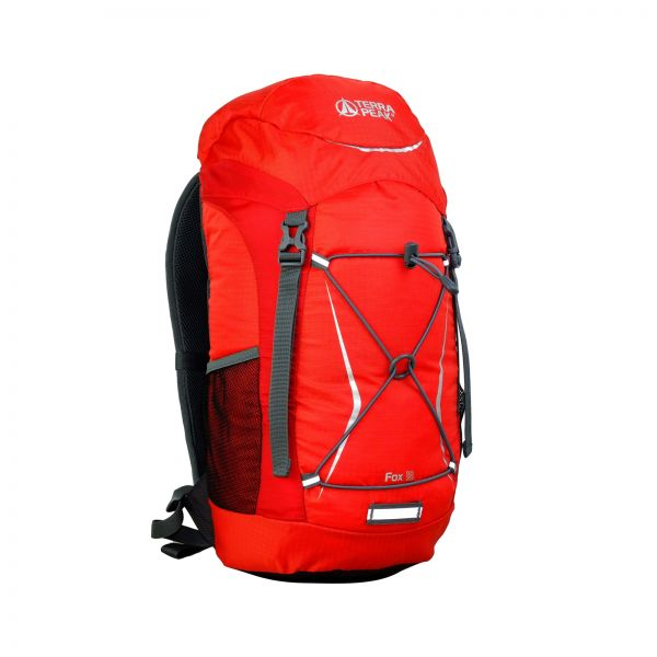 Rucksack Fox 18L Red / Grey