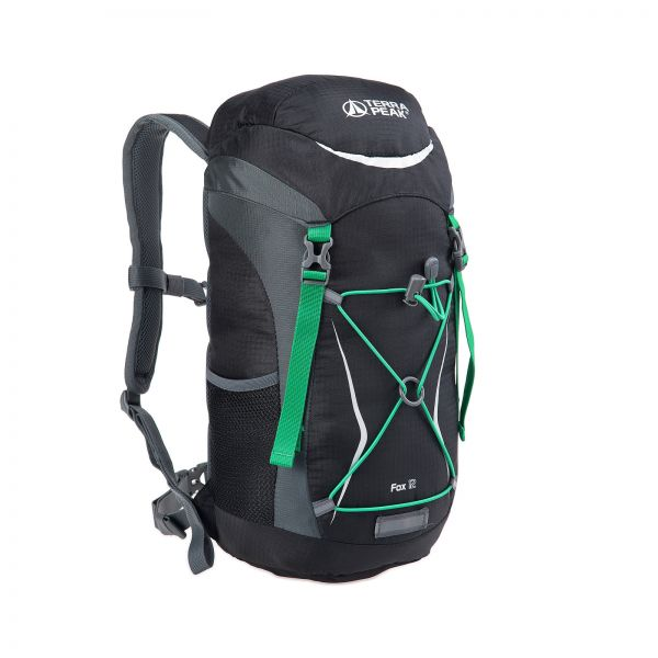 Rucksack Fox 12L Black / Grey