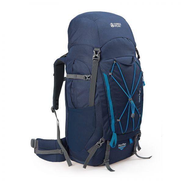 Delta Trail 65, navy / blue